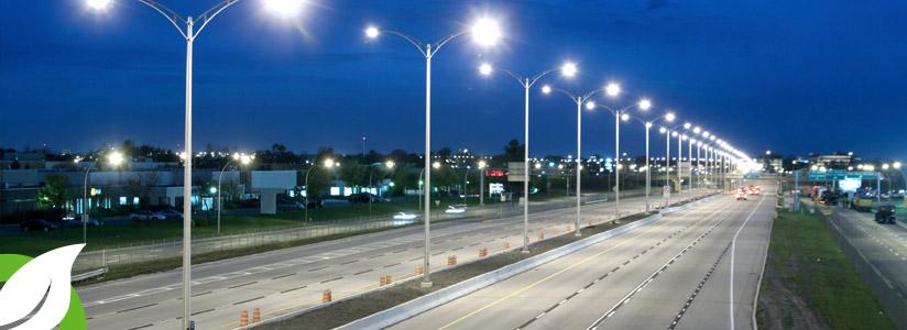 Roadway Lighting Encore Led Lighting Nj