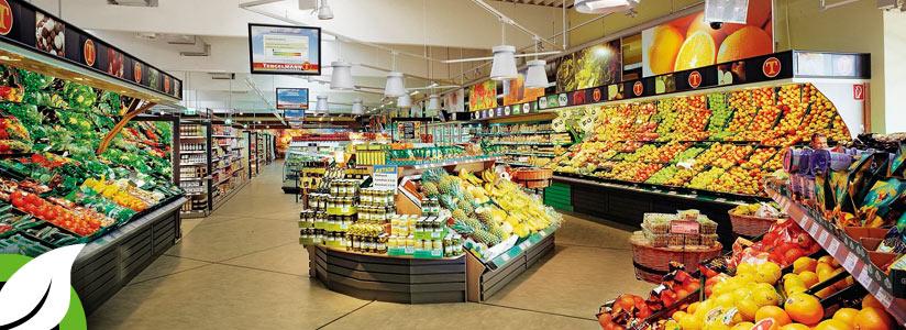 Commercial led lighting nj retail supermarkets parking lots nj eled retail commercial led lighting nj aloadofball Images