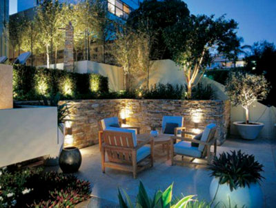 LED Landscape Lighting Offers Great Improvement And Flexibility Over  Halogen Lighting