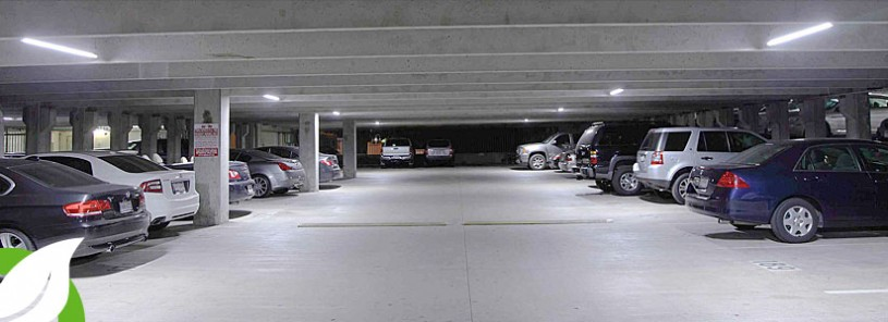 & Outdoor LED Products Showroom NJ | Garage Canopy Parking Lot Walls